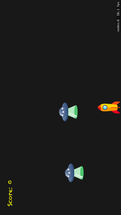 Protector Rocket screenshot 1
