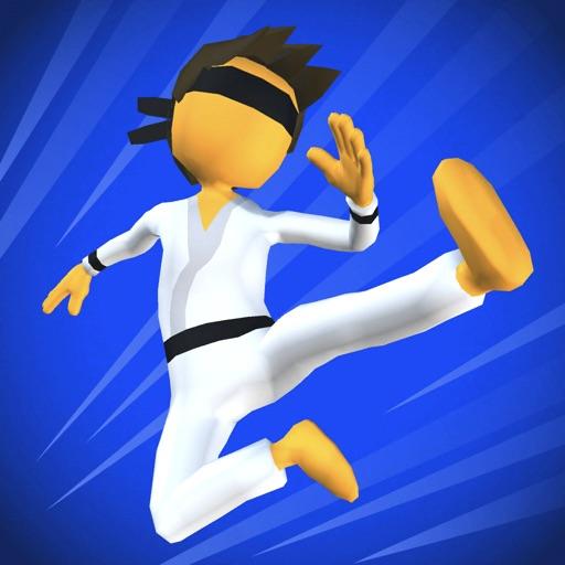 Karate Kid 3D iOS App