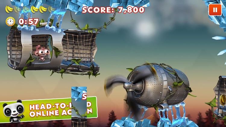 Dare the Monkey: Arena screenshot-3