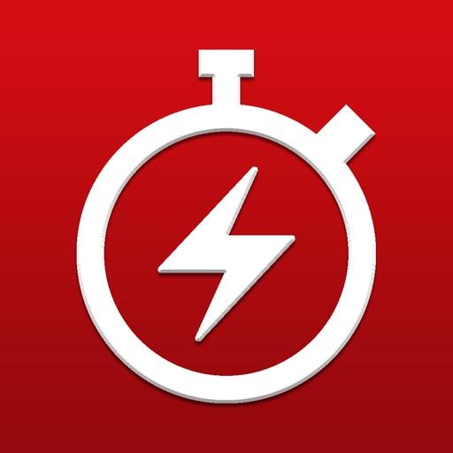 Intensity Interval Timer iOS App