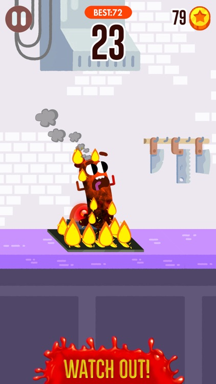 Run Sausage Run! screenshot-1