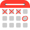 Viktor Gavrilov - Cross out calendars アートワーク