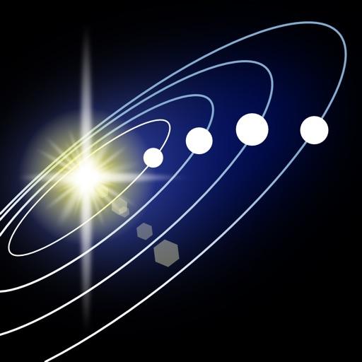 Solar Walk Ads+: Explore Space icon