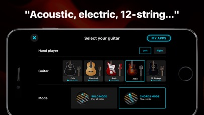 Guitar - real games & lessons screenshot three