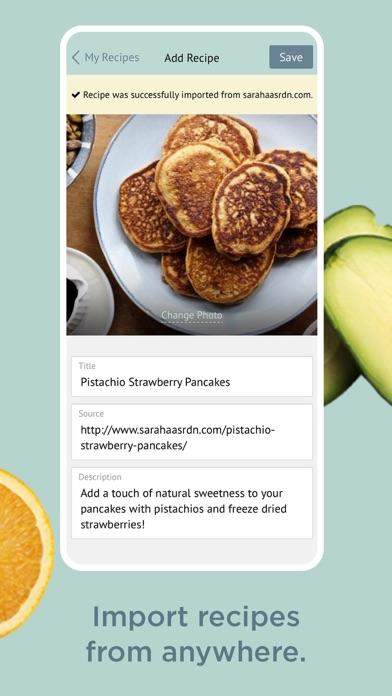 Plan to Eat - Meal Planner Screenshot
