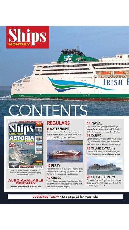 Ships Monthly Magazine screenshot-3