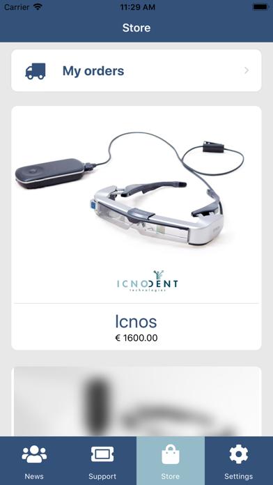 Icnodent Communication