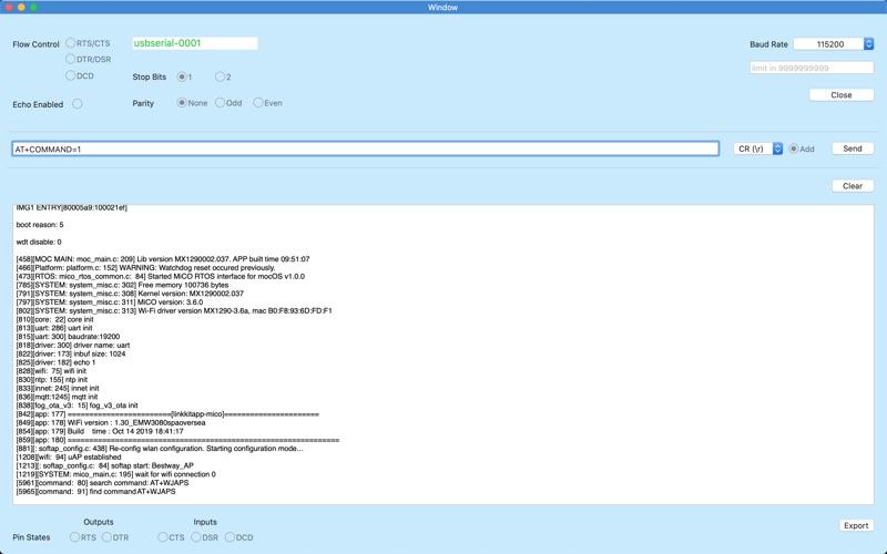 SerialPort Assistant for Mac