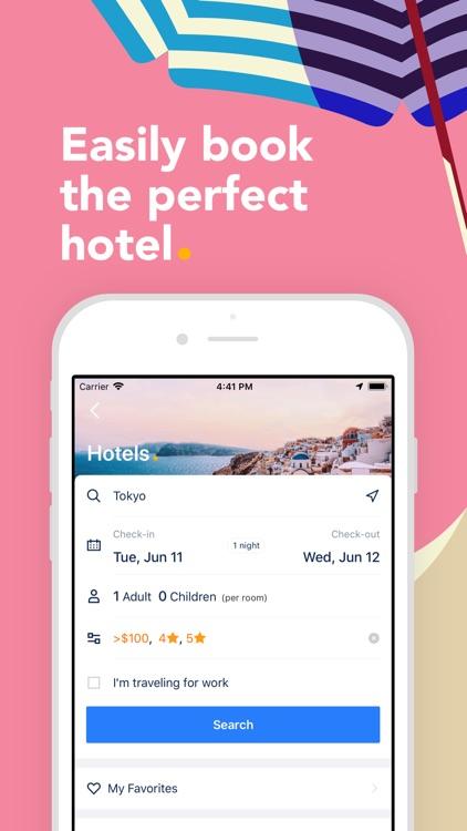Trip.com: Flights & Hotels screenshot-4