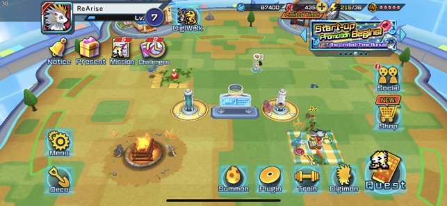 How to hack DIGIMON ReArise for ios free