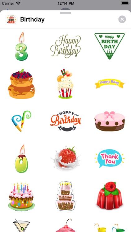 100+ Happy Birthday Wish Pack screenshot-4