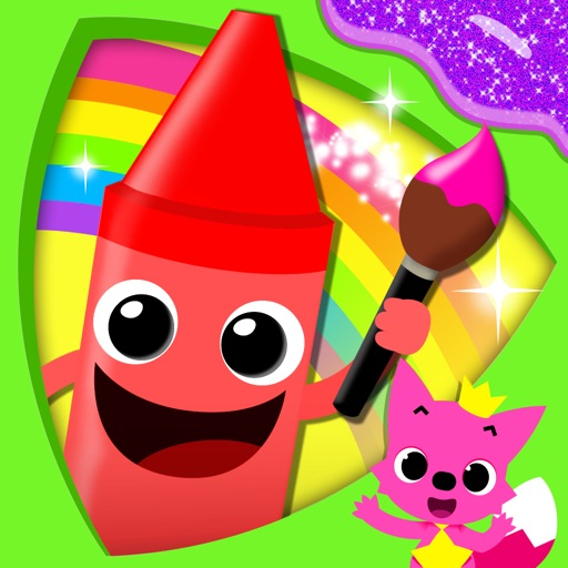 Pinkfong Coloring Fun