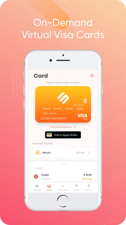 Swipe Wallet screenshot-4