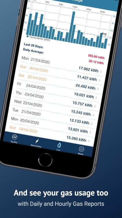 Octopus Energy Watchdog screenshot-3
