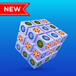 Christmas Cube Match 3 Puzzle