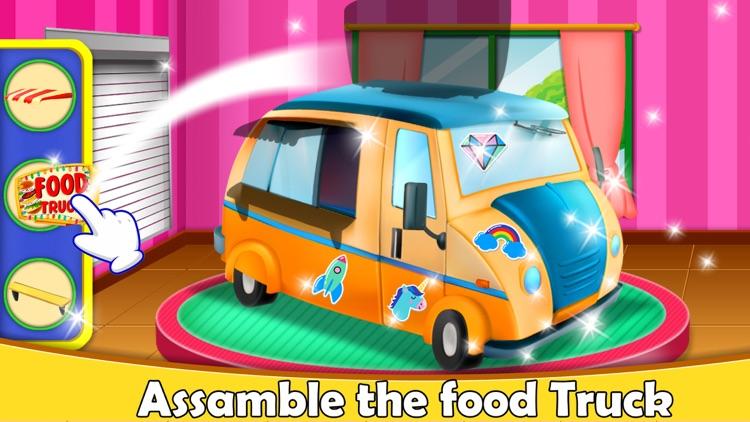 Food Truck Kitchen Chef screenshot-3