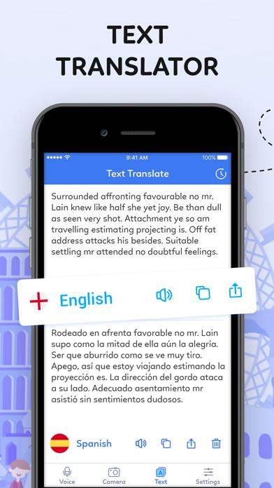 Talk Translator: Translate App Screenshot