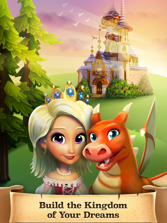 Castle Story™ iPad app afbeelding 1