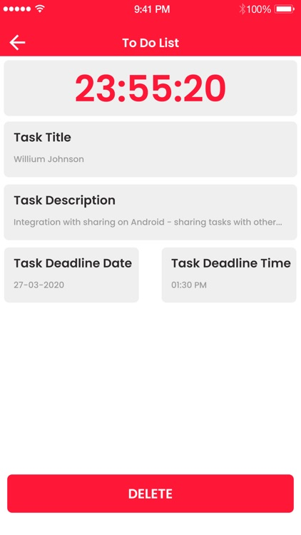 Reminders : ToDo List & Notes
