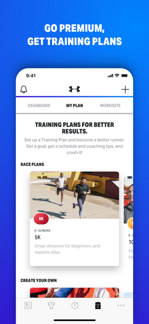 ‎Map My Fitness by Under Armour Screenshot