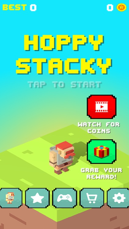 Stacks : Jump The Tower