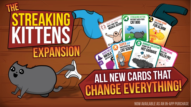 Exploding Kittens® screenshot-1