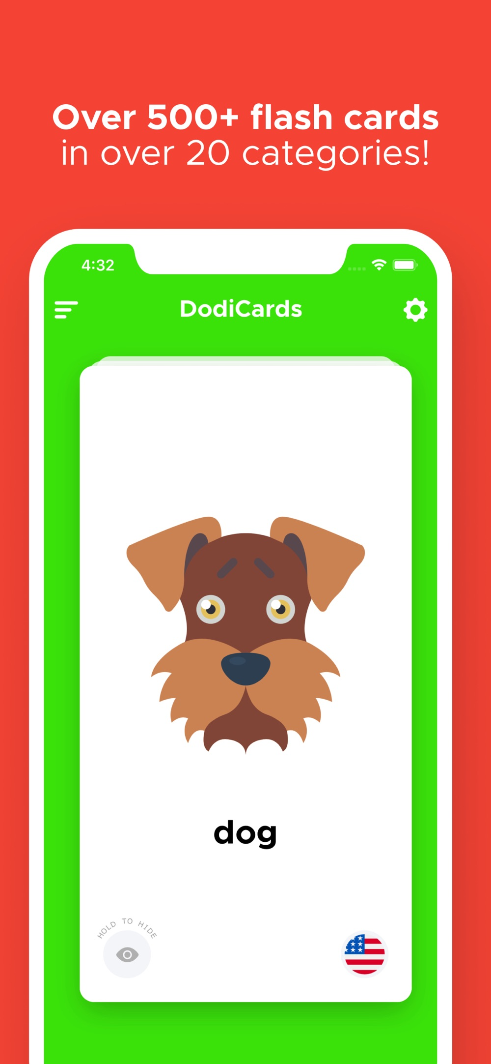 DodiCards Flash Cards for Kids Cheat Codes