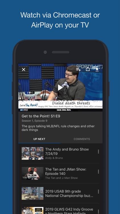 ISC Sports Network screenshot-4