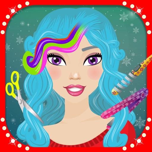Girls Hair Makeover Spa Salon