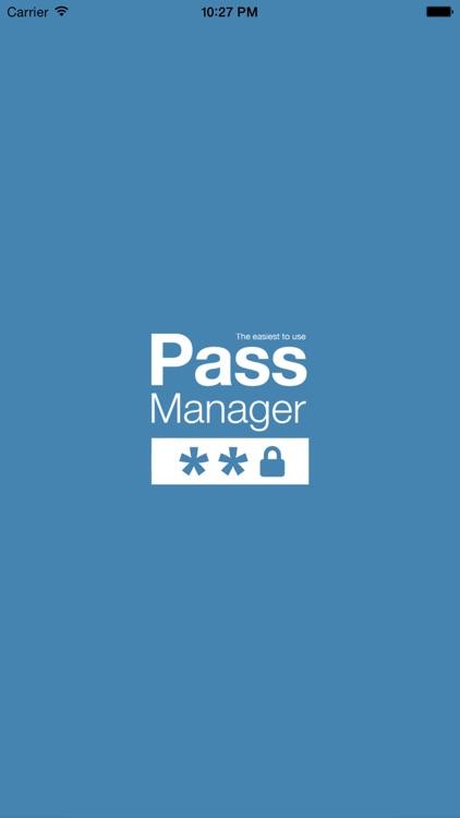 Password management
