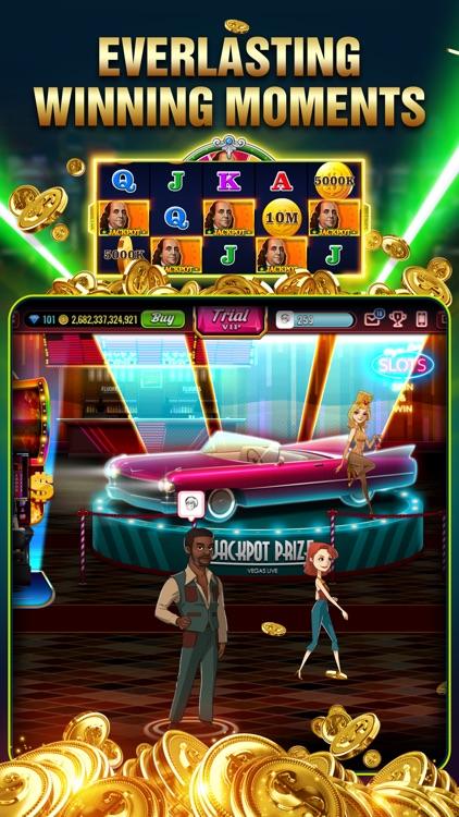 Vegas Live Slots Casino screenshot-7