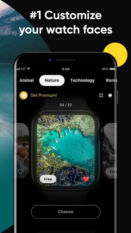 Facer Watch Face - Gallery App