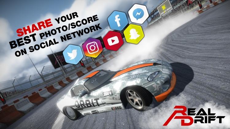 Real Drift Car Racing Lite screenshot-6