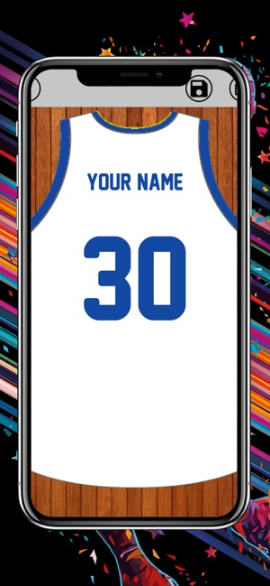 Make Your Basketball Jersey On The App Store