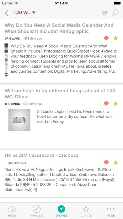 messages.download NewzSocial: Social Marketing software