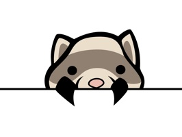 Ferret Friends Stickers