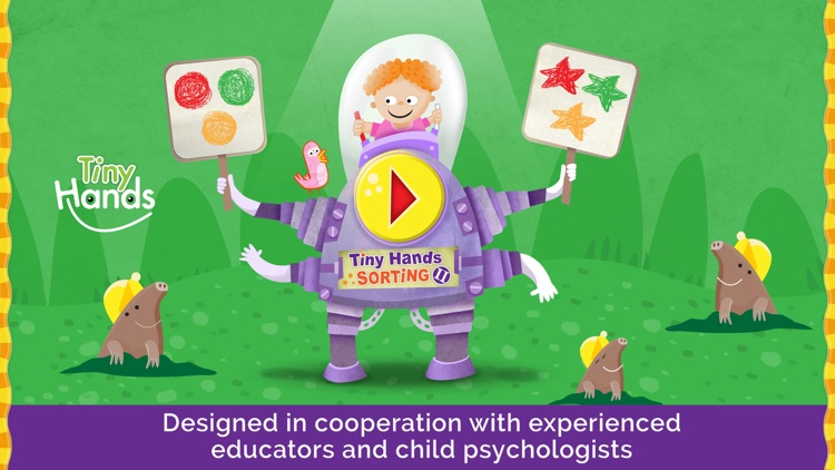 Pre-k preschool learning games