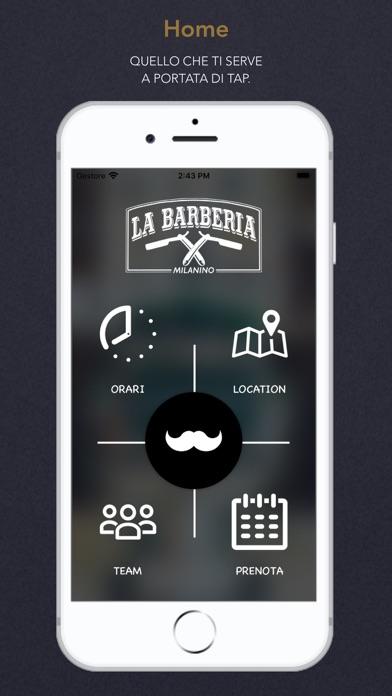 BarberiaMilanino Screenshot