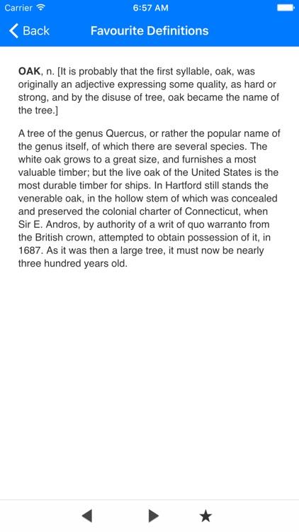 Webster's 1828 Dictionary USA screenshot-4