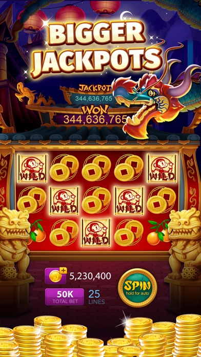 Jackpot Magic Slots™ & Casino Screenshot