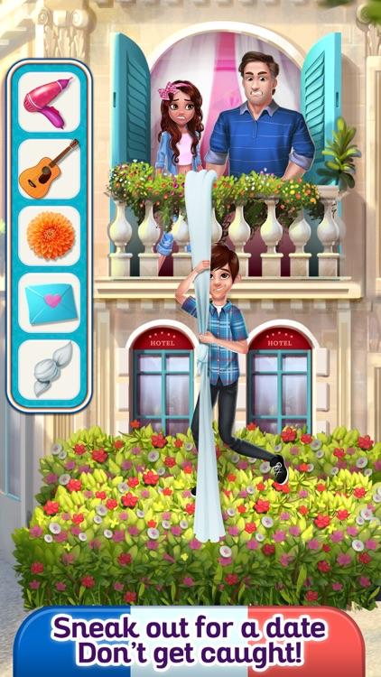 Love Story in Paris screenshot-3