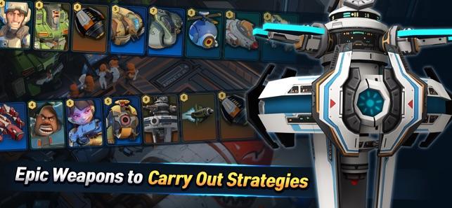 Hack Game Rocket War: Clash in the Fog ipa free