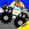 パトカー、消防車 !  FULL