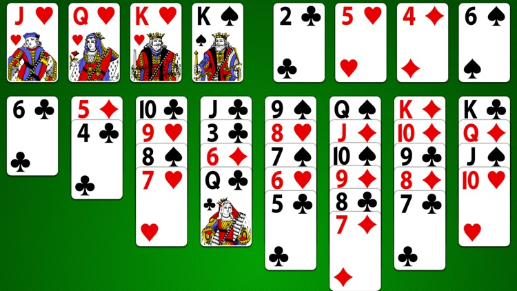 Odesys FreeCell Solitaire screenshot-3