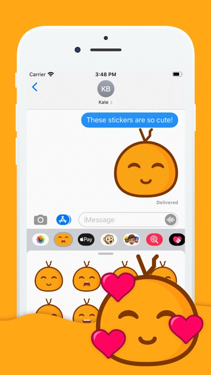 Blobs - Stickers for iMessage