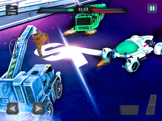 Robot Car Battle Wrestling screenshot 3