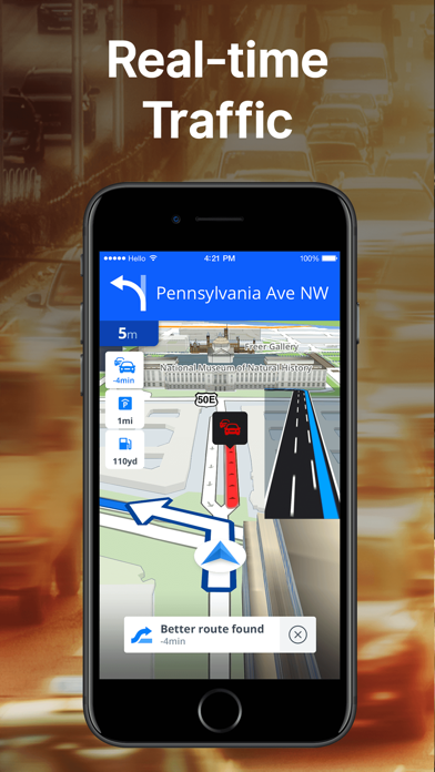 Sygic GPS Navigation & Maps for PC - Free Download: Windows