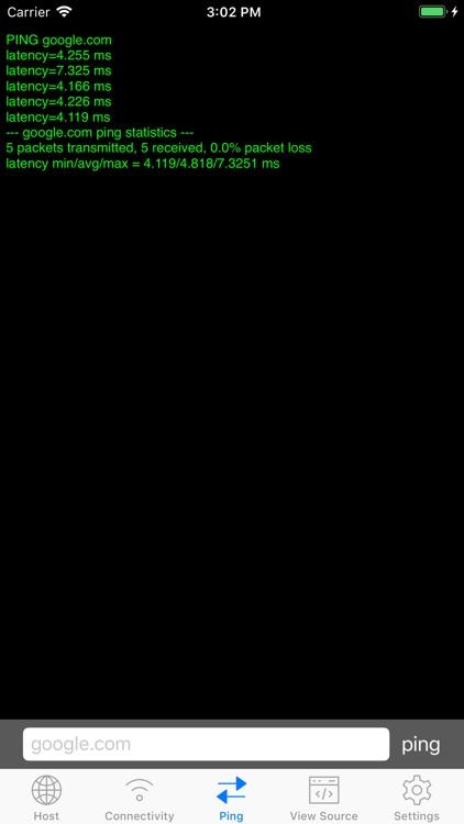 NetUtils screenshot-3