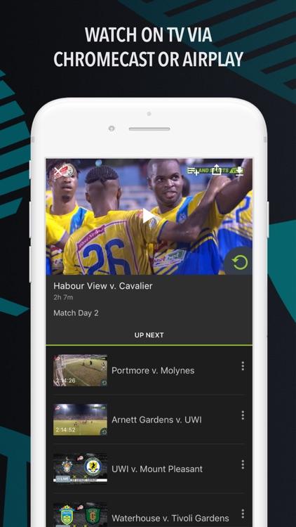 Island Sports Network screenshot-4