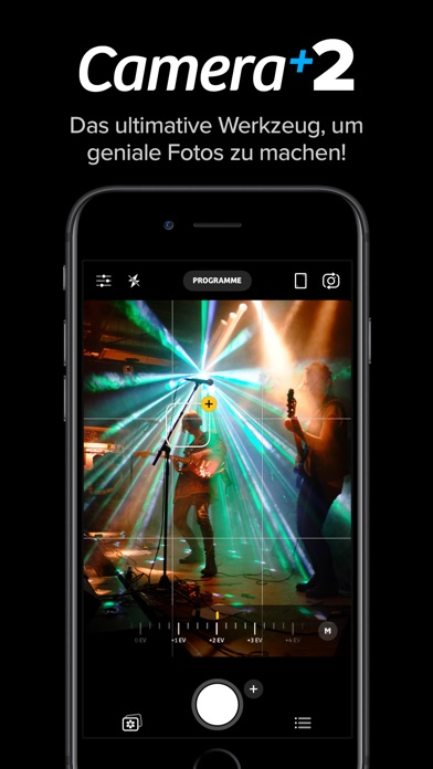 Screenshot for Camera+ 2 in Germany App Store